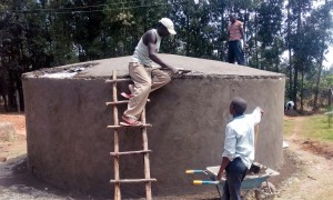 The Water Project : 14-kenya4645-construction