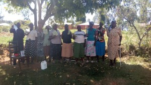 The Water Project : 14-kenya4704-participants