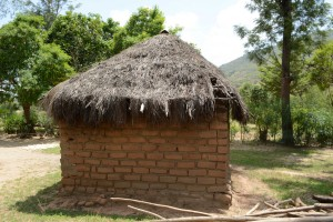 The Water Project : 14-kenya4782-family-one-household