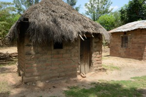 The Water Project : 15-kenya4782-family-one-household