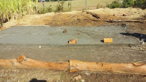 The Water Project : 16-kenya4647-latrine-slab