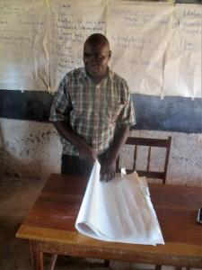 The Water Project : 16-kenya4649-mr-joseph-agoi