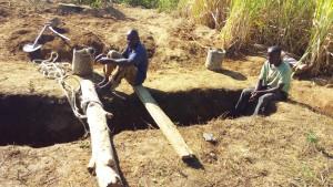 The Water Project : 17-kenya4647-latrine-pit
