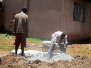 The Water Project : 18-kenya4649-cement-work