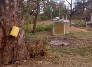 The Water Project : 19-kenya4661-makeshift-hand-washing-station