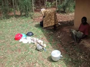 The Water Project : 19-kenya4715-no-dish-rack