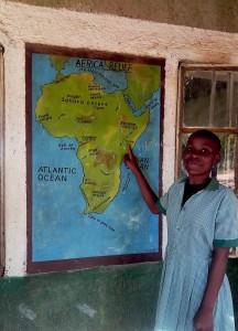 The Water Project : 2-kenya4661-student
