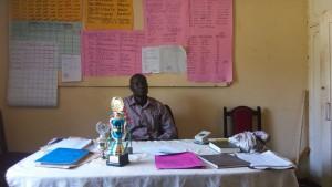 The Water Project : 2-kenya4828-headmaster