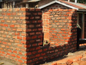 The Water Project : 23-kenya4641-latrine-construction