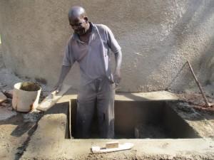 The Water Project : 23-kenya4648-artisan-henry-madangi