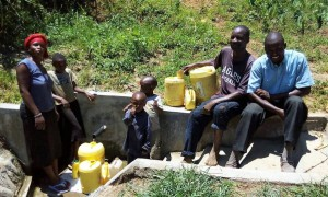 The Water Project : 23-kenya4697-protected-spring