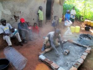 The Water Project : 23-kenya4703-sanitation-platform