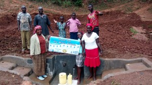 The Water Project : 23-kenya4709-protected-spring