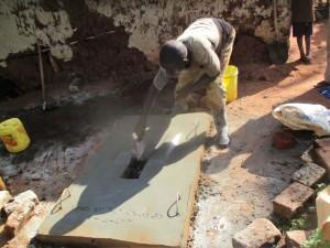 The Water Project : 24-kenya4703-sanitation-platform