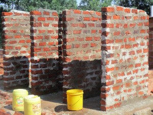 The Water Project : 25-kenya4641-latrine-construction