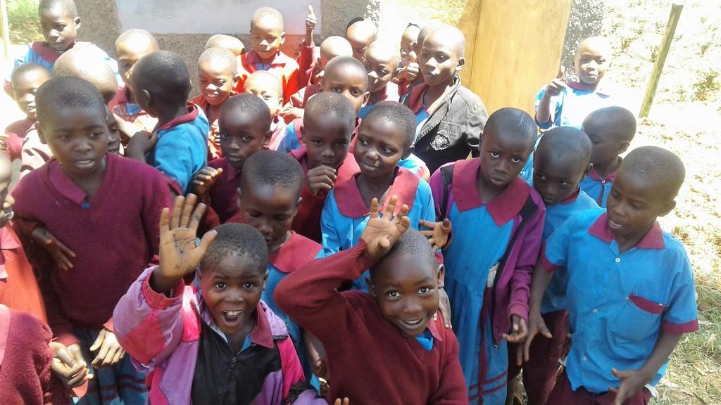 25 kenya4649 finished latrines