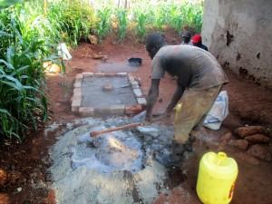 The Water Project : 25-kenya4703-sanitation-platform