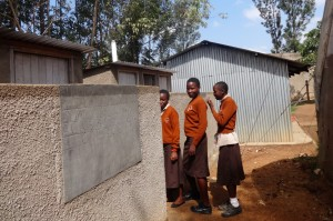The Water Project : 26-kenya4646-finished-latrines