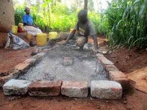 The Water Project : 26-kenya4703-sanitation-platform