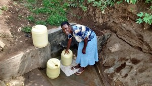 The Water Project : 29-kenya4701-protected-spring