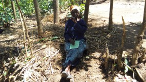 The Water Project : 3-kenya4700-elderly-woman-attending-training
