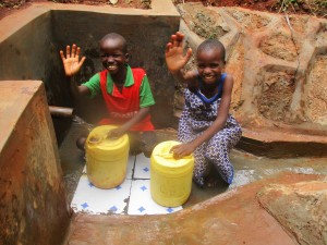 The Water Project : 30-kenya4703-protected-spring