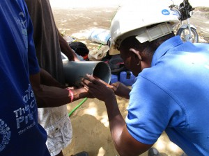 The Water Project : 31-sierraleone5102-drilling