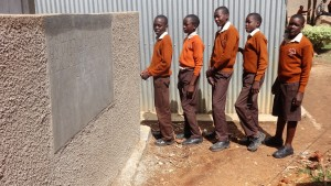 The Water Project : 34-kenya4646-finished-latrines