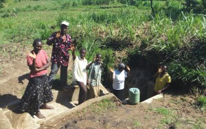 The Water Project : 34-kenya4700-protected-spring