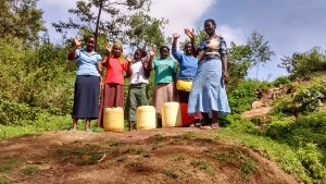 The Water Project : 34-kenya4701-protected-spring