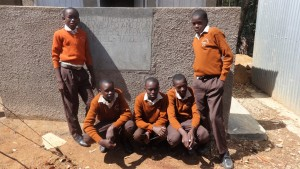 The Water Project : 35-kenya4646-finished-latrines