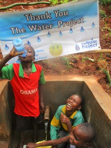The Water Project : 37-kenya4703-protected-spring