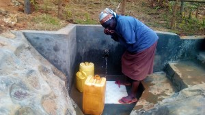 The Water Project : 37-kenya4704-protected-spring