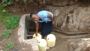 The Water Project : 38-kenya4701-protected-spring