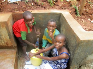 The Water Project : 38-kenya4703-protected-spring