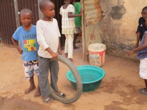The Water Project : 39-sierraleone5103-yield-testing