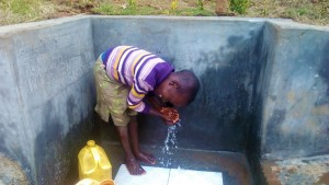 The Water Project : 41-kenya4704-protected-spring
