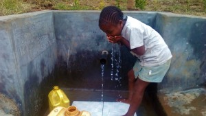 The Water Project : 42-kenya4704-protected-spring