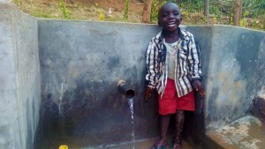 The Water Project : 46-kenya4704-protected-spring