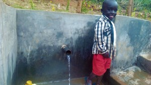 The Water Project : 47-kenya4704-protected-spring