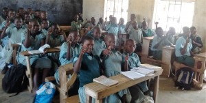The Water Project : 5-kenya4661-students-in-class