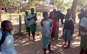 The Water Project : 7-kenya4661-students