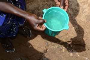 The Water Project : 7-kenya4782-family-one-fetching-water