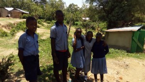 The Water Project : 7-kenya4828-students-excited-about-water-at-school