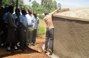 The Water Project : 8-kenya4643-training