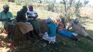 The Water Project : 8-kenya4704-focused-group-discussions
