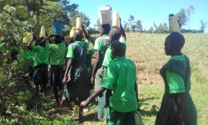 The Water Project : 9-kenya4692-carrying-water