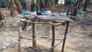 The Water Project : 15-kenya4743-dish-rack