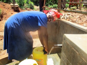 The Water Project : 29-kenya4706-protected-spring