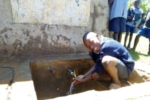 The Water Project : 3-kenya4597-student-preston-mwatsi